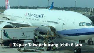 OMG 17 JAM Indonesia ke AMERIKA