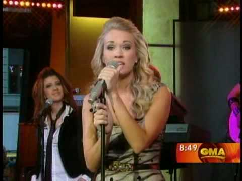 Carrie Underwood  Ever Ever After  Performance at GMA