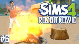 DRUGA PARA NA WYSPIE  | Rozbitkowie #6 | The Sims 4