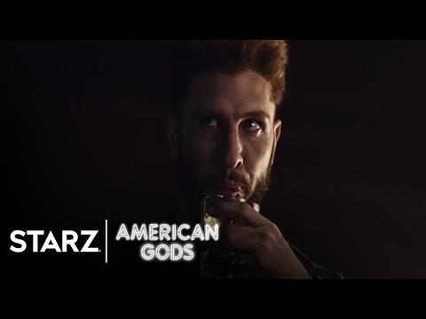 American Gods | Mad Sweeney | STARZ