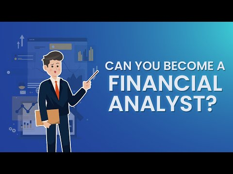 Can You Become a Financial Analyst?