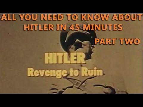 Hitler - Revenge to Ruin