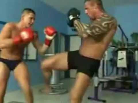 Hot Boxing Hunks 13