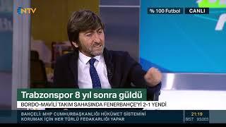 Rıdavn Dilmen: ''Ali Koç'a sesleniyorum! Bu antrenörlük ne bilmiyor'  (25 Kasım 2018)