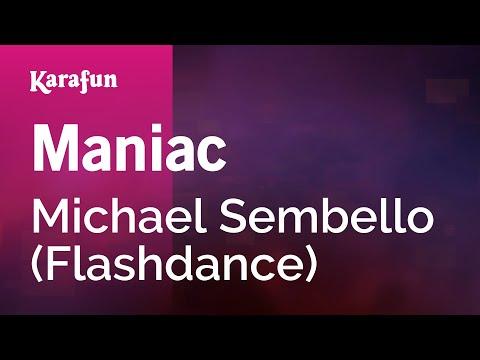 Karaoke Maniac - Michael Sembello *