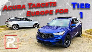 Does Acura Have What it Takes to Compete With European Luxury Cars?