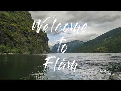 Trip to Norway flåm august 2017