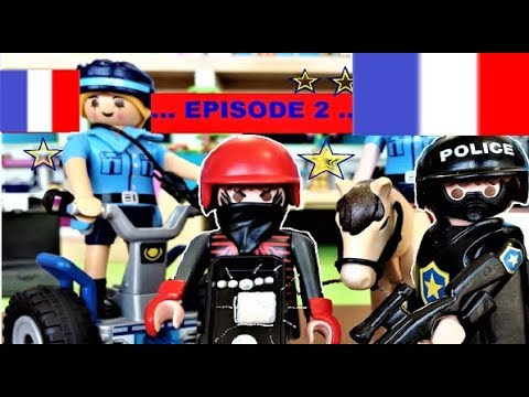 Film Movie Episode 2 Police Playmobil bfI6yvY7gm