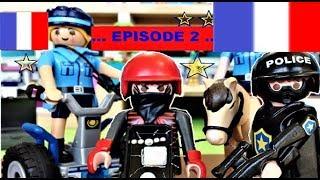 Playmobil Police Film Movie Episode 2