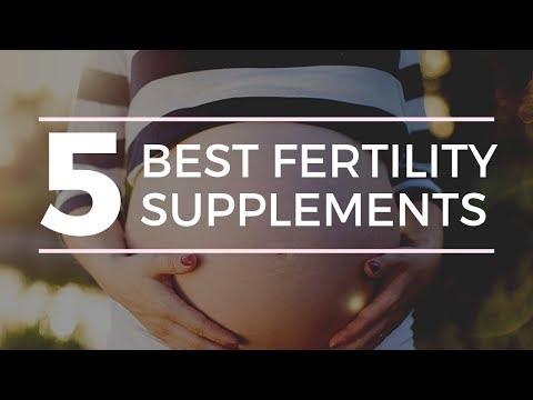 BEST FERTILITY VITAMINS & MINERALS FOR WOMEN