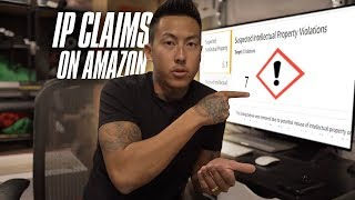 What is an Amazon IP Claim? - How To Prevent Them - Can You Use a Receipt?