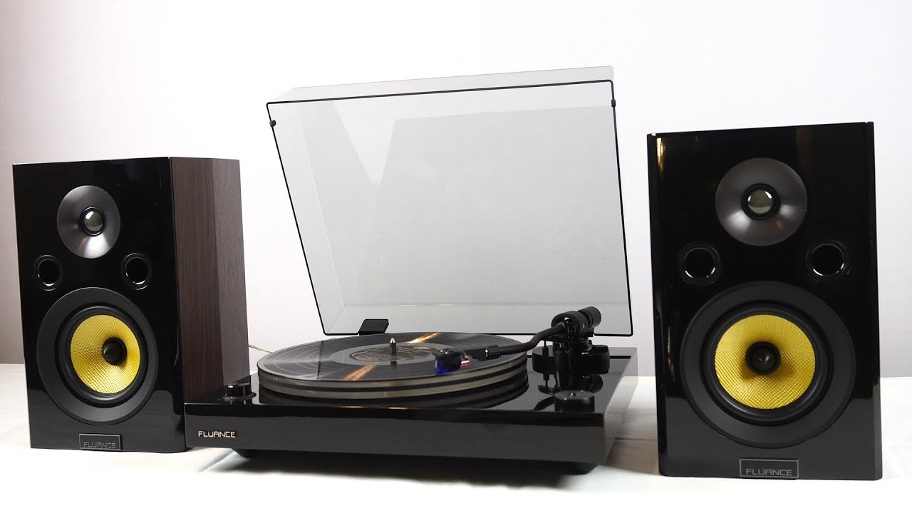 Fluance RT85 High Fidelity Reference Turntable Unboxing and Review