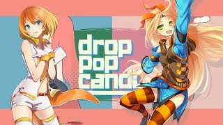[Request S7] drop pop candy -ft Mirai Komachi and Unity-chan! [VOCALOID ]