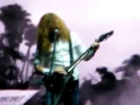Megadeth - Belo Horizonte: Oct, 15th 2013