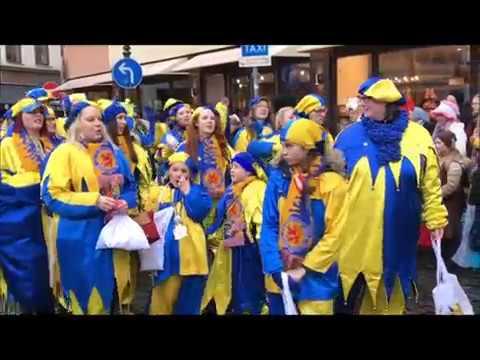 2018 Karneval Kinderumzug