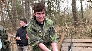 Vlog z akce | vaření | funny recenze | bunkr tour