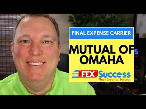 Selling Final Expense with Mutual of Omaha | Final Expense Sales