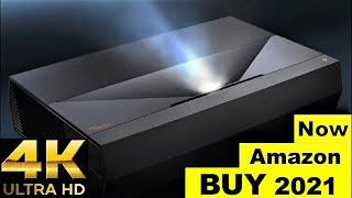 4K Ultra HD Smart Laser TV 2019 | Top 5 Best Projector 4K Ultra HD Smart Laser TV 2019