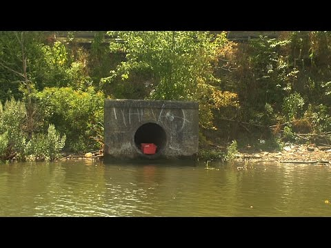 Is There Raw Sewage In Our Waterways?
