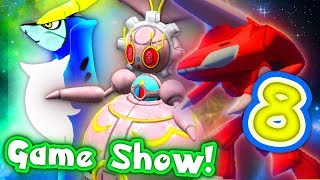 Minecraft Pixelmon Game Show! - Episode 8 - Minecraft Pokemon Mod