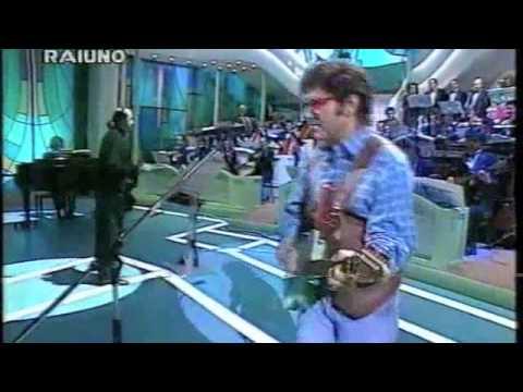 Ivan Graziani - Maledette malelingue - Sanremo 1994.m4v