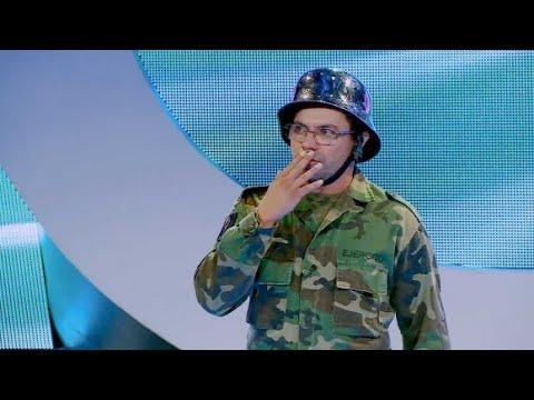 Download Es peligroso, es temido pero es muy divertido, el soldado Patascui
