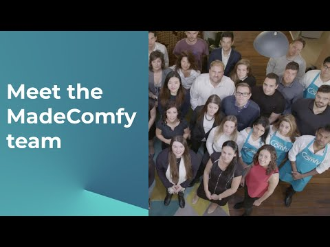 Who is MadeComfy? Meet our team!
