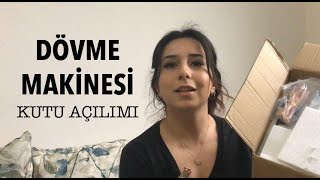 DÖVME MAKİNESİ KUTU AÇILIMI | UNBOXING TATTOO MACHINE SET 🤩