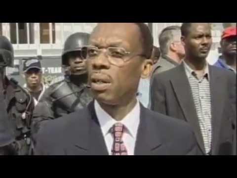 "Coup d'etat in Haiti ""Aristide and the Revolution"""