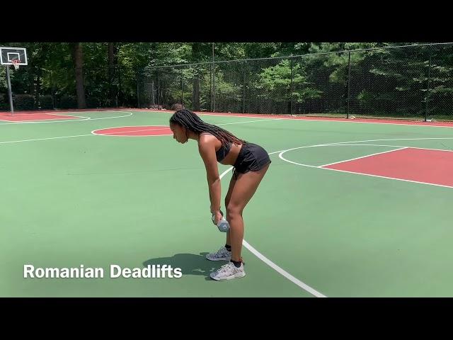 Romanian Deadlifts
