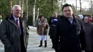 Губернатор осмотрел ФАП «Дутшево» в Дмитровском районе(, 2015-02-27T12:15:11.000Z)