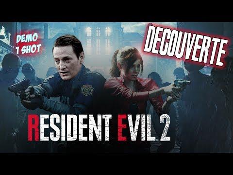 RESIDENT EVIL 2 (Remake) - DEMO