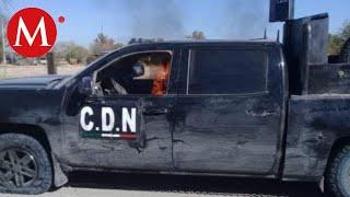 Download lagu Cuatro policías murieron y 7 civiles fueron abatidos en Villa Unión Coahuila MP3