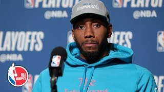 Kawhi Leonard: Pascal Siakam's mindset will 'get him to the next level' | 2019 NBA Playoffs