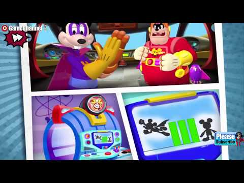 Mickey's Super Adventure Mickey Mouse Club House Disney Junior Games / Online Free Games