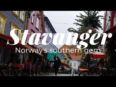 NORWAY'S HIDDEN GEM - STAVANGER!