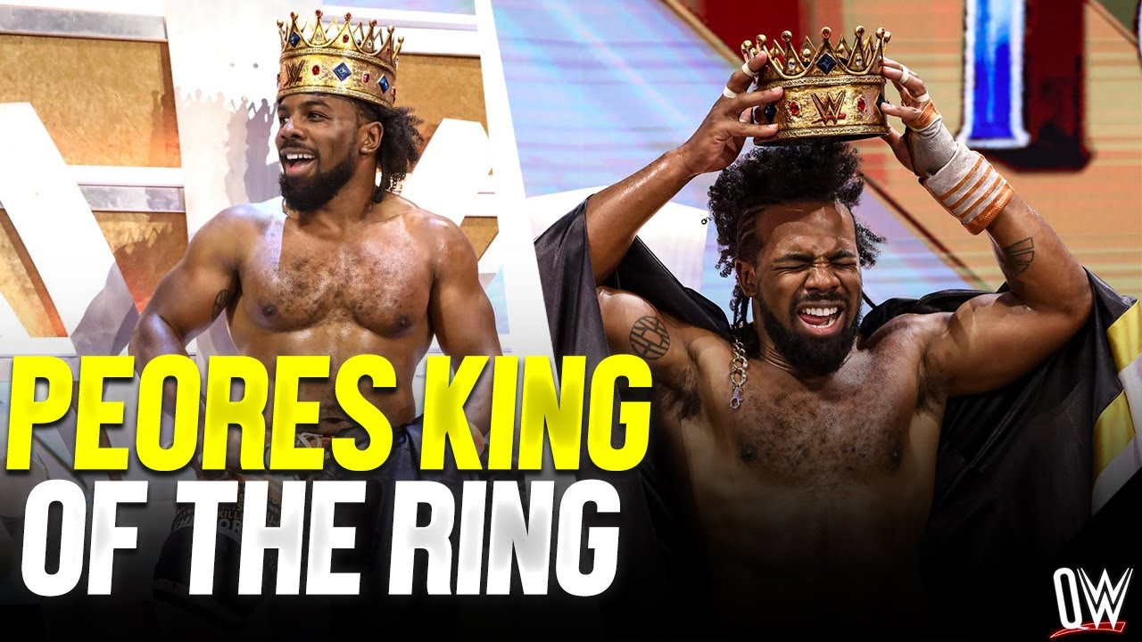 5 PEORES Ganadores del KING OF THE RING