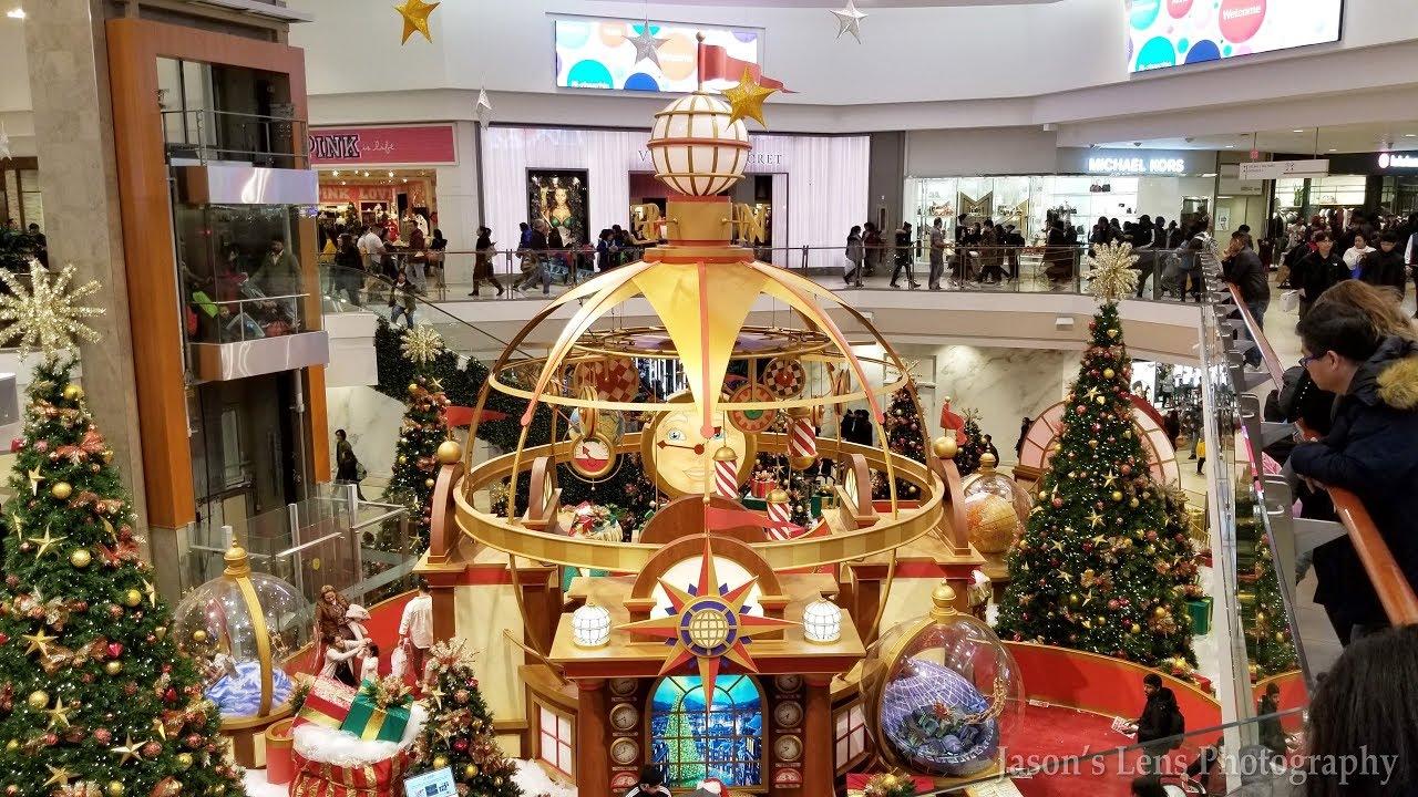 Christmas In Toronto Canada.Christmas Celebration At Scarborough Town Centre 2018 Toronto Canada