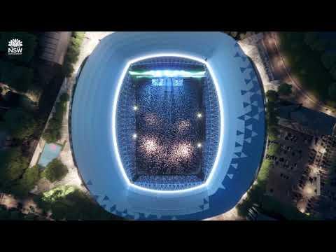 Sydney Football Stadium Design Unveiled
