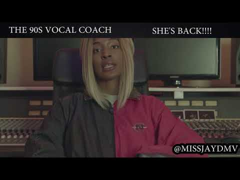 THE 90s VOCAL COACH! SHE'S BACK!