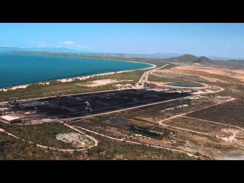 Abbot Point fly over
