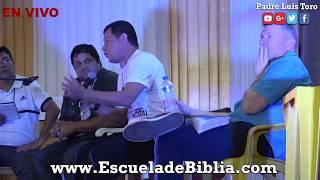 Padre Luis Toro Dialogo Con Pastor Donald Franz En Vivo Paraguay HD parte 2