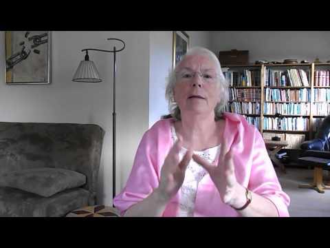 Birgitte Nilsson var tidligere okkult healer, men blev kristen.