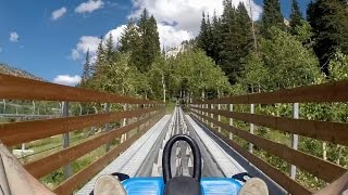 Mountain Coaster - Snowbird Ski & Summer Resort (HD)