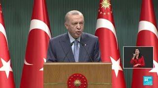 Turkey's Erdogan U-turns on threat to expel Western ambassadors • FRANCE 24 English