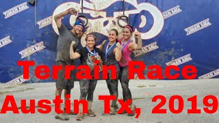 Terrain Race 2019, Austin TX