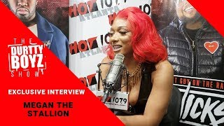 Megan Thee Stallion Opens Up About Losing Her Mother, Stereotypes Of Women In Music