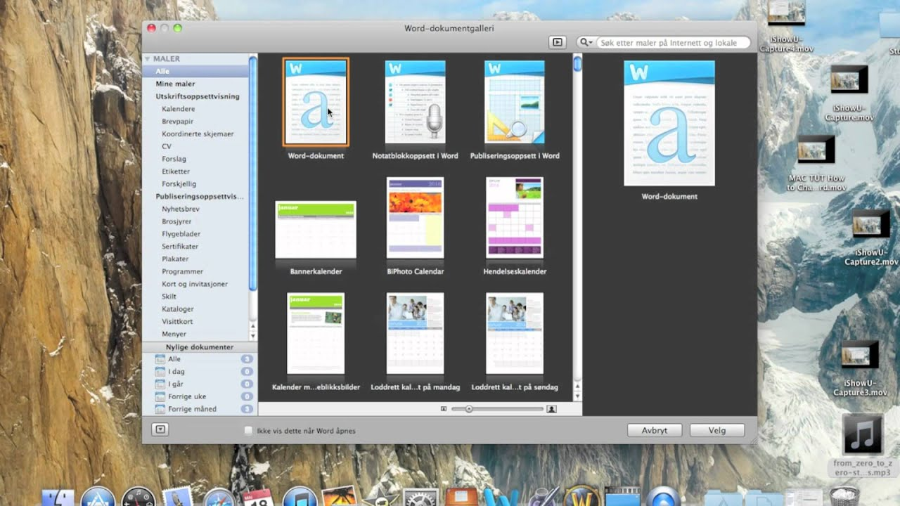 Mac tut how to change language in microsoft word youtube toneelgroepblik Images