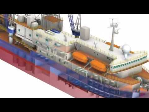 Modernization of the JOIDES Resolution Riserless Drilling Vessel