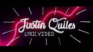 Justin Quiles - La Fruta Prohibida [Lyric Video]
